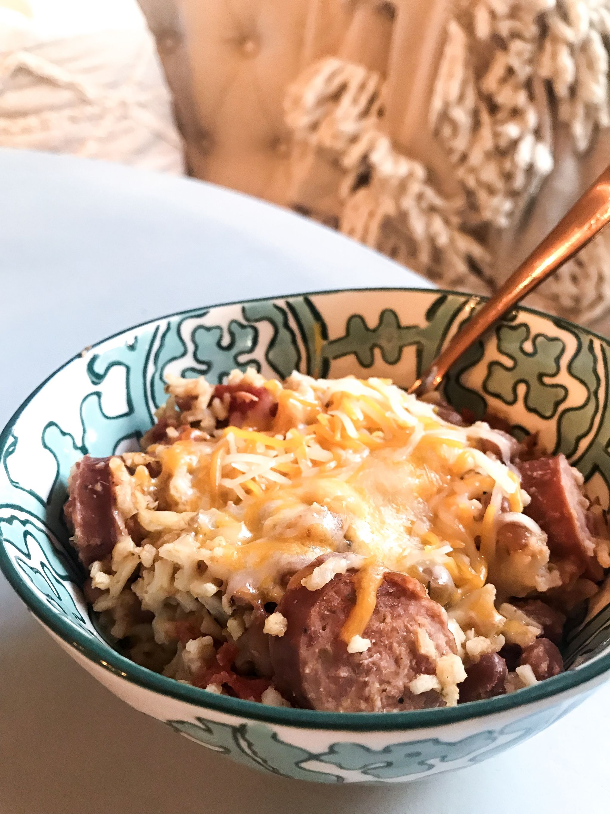 One Skillet Sausage and Rice Dinner – Easy and Delicious!