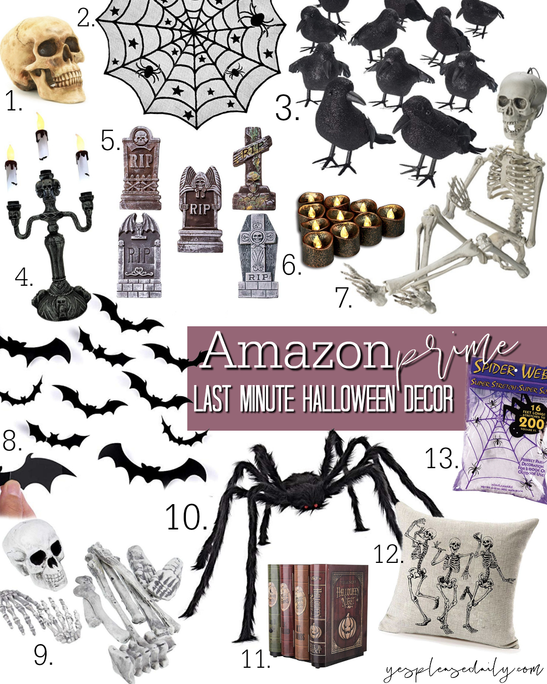 amazon prime halloween