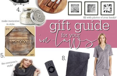 gift guide for your in-laws