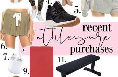 athleisure purchases