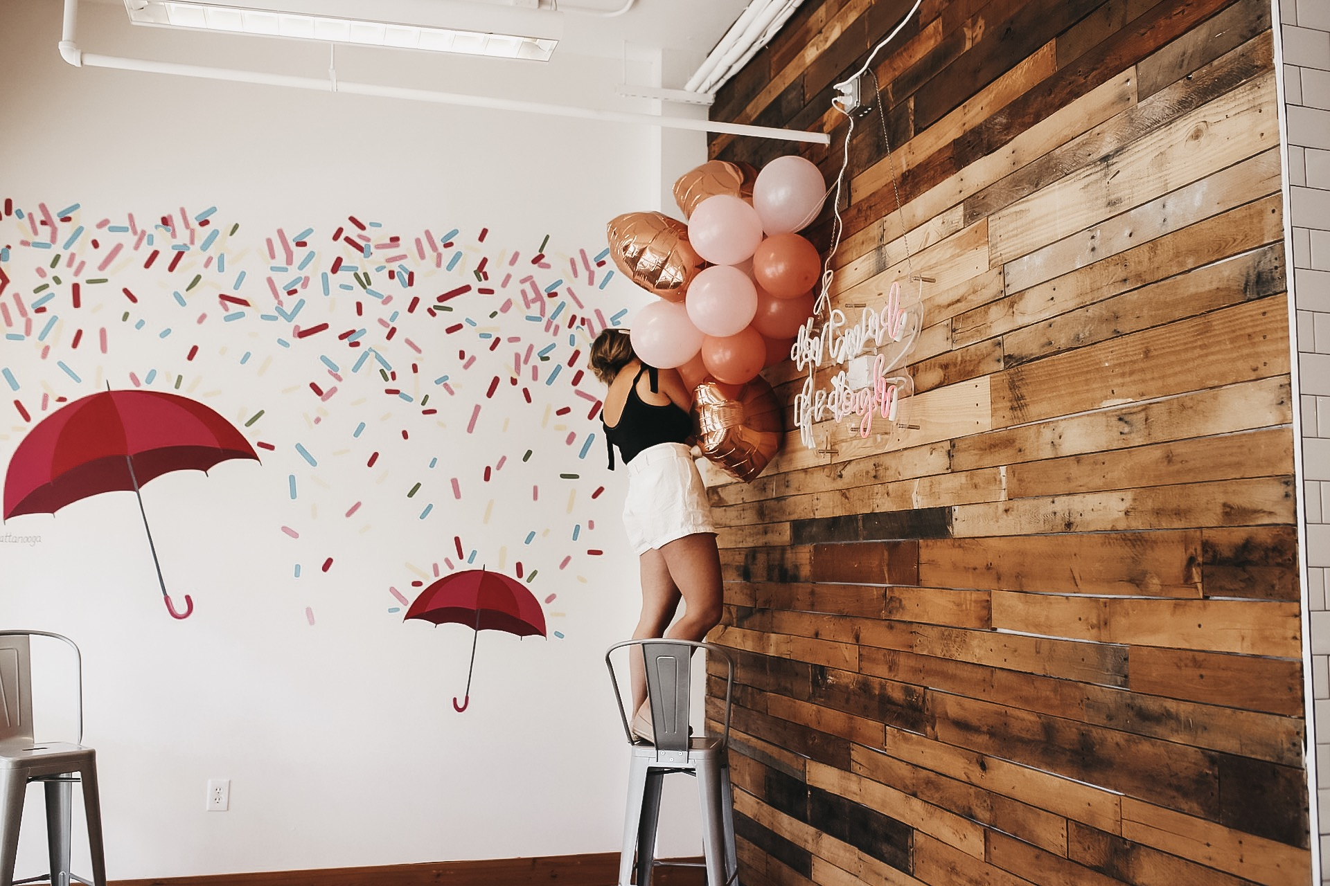 easy balloon arch tutorial