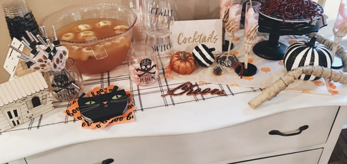 Halloween Party How To Guide – Spooky Food & Fun Decor