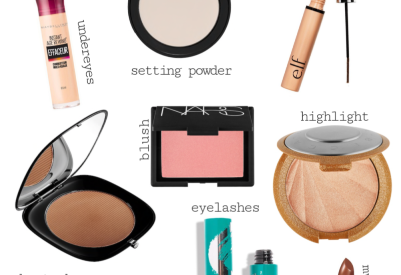 Daily Makeup Routine – Easy, Quick, Cheap
