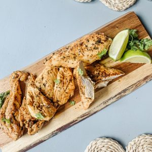 one skillet chicken breast